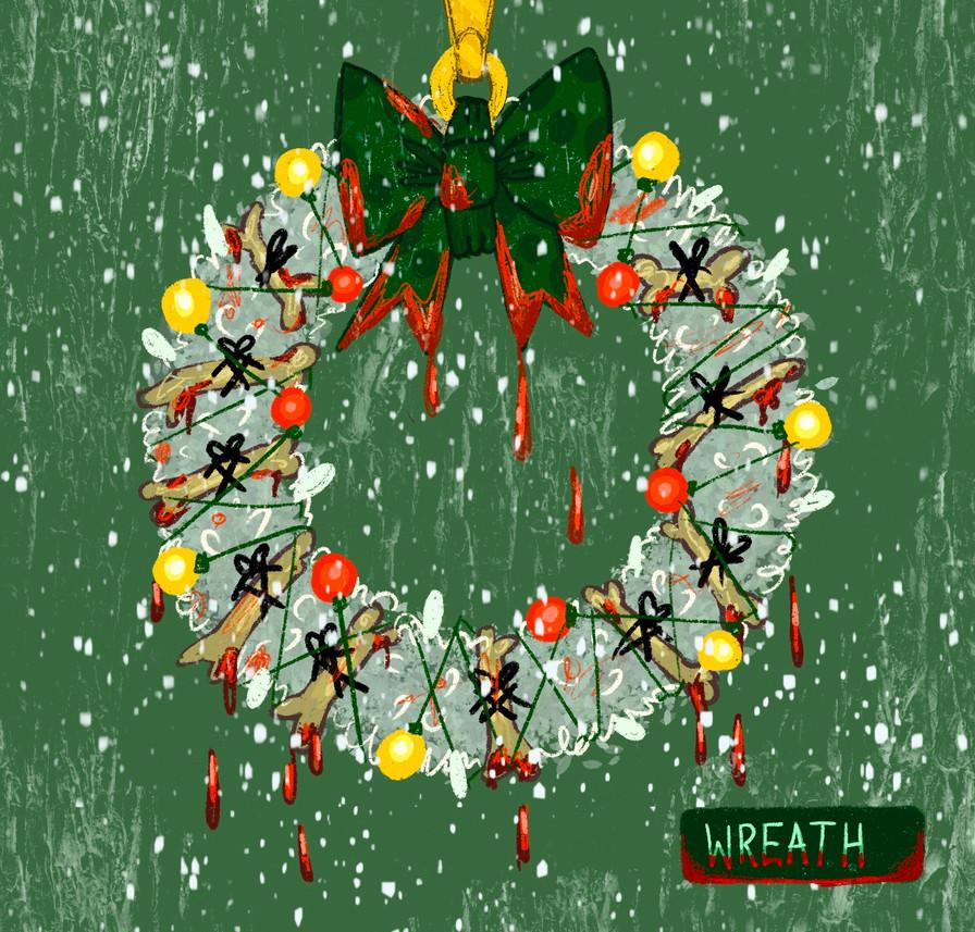 Wicked Wreath