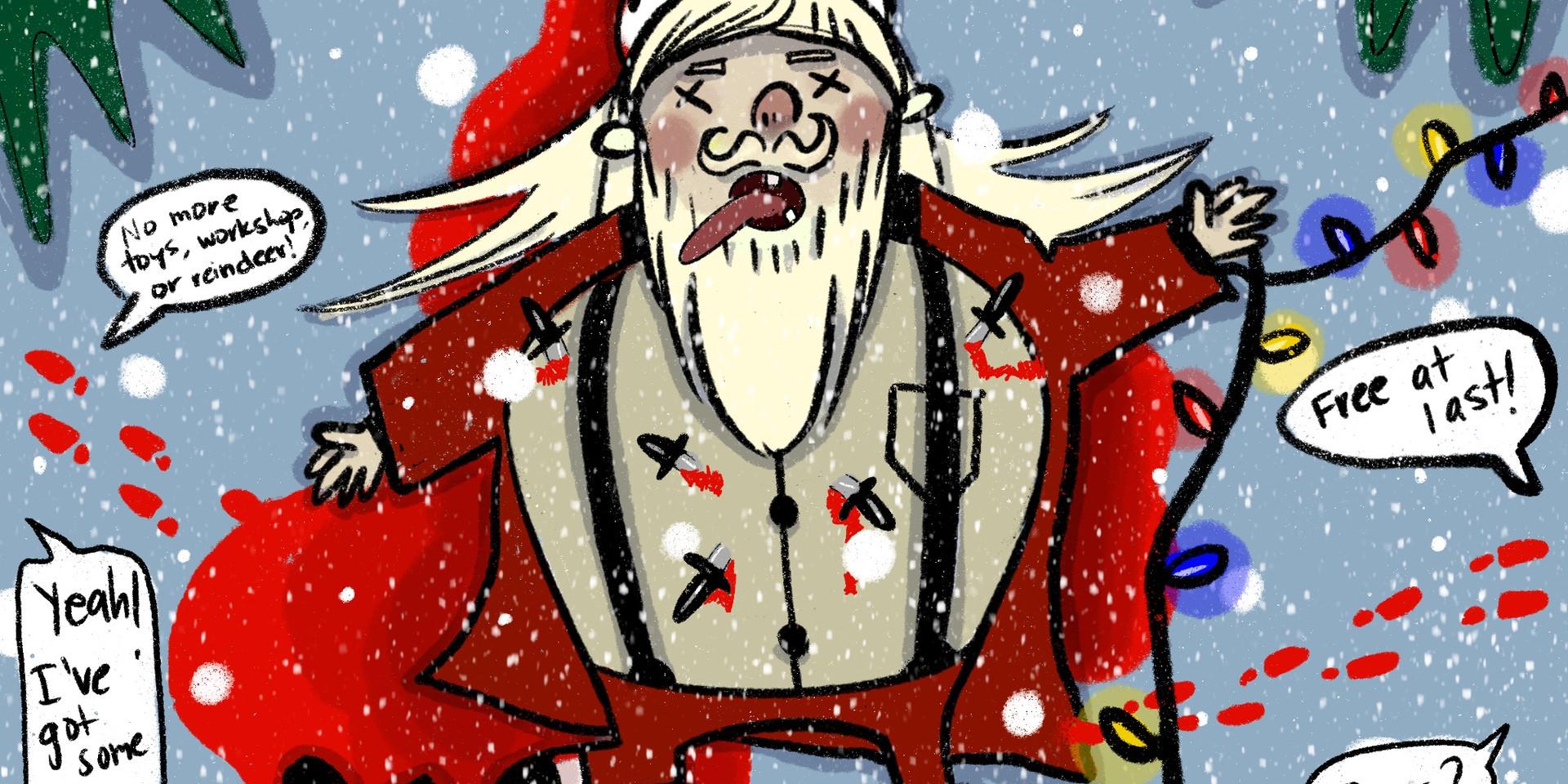 Santa's Dead