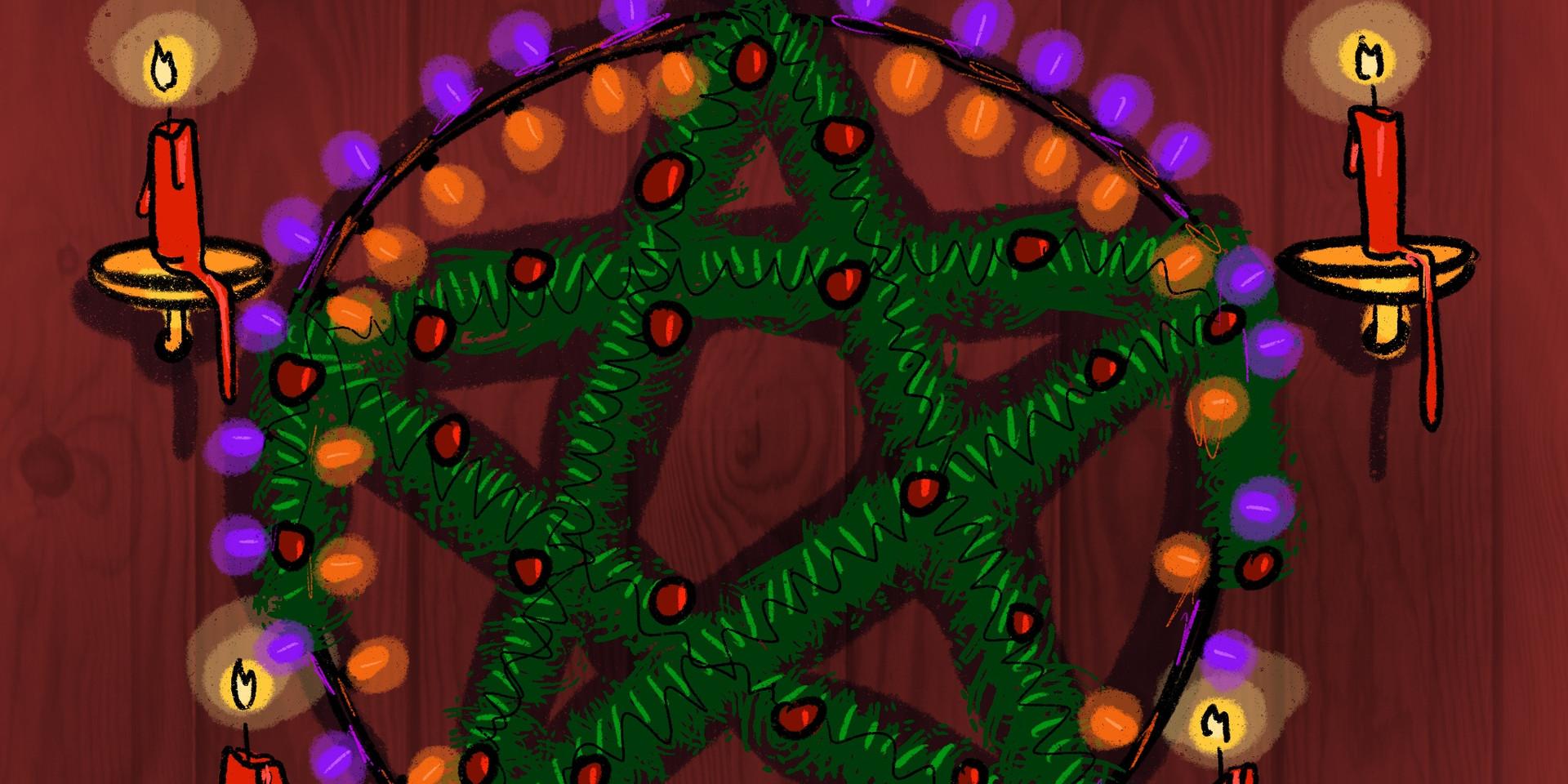 Pentagram Revisited