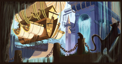 A Play on Noah's Ark
