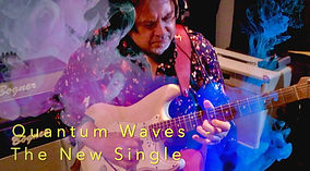 Rob Garland Quantum Waves Video Single
