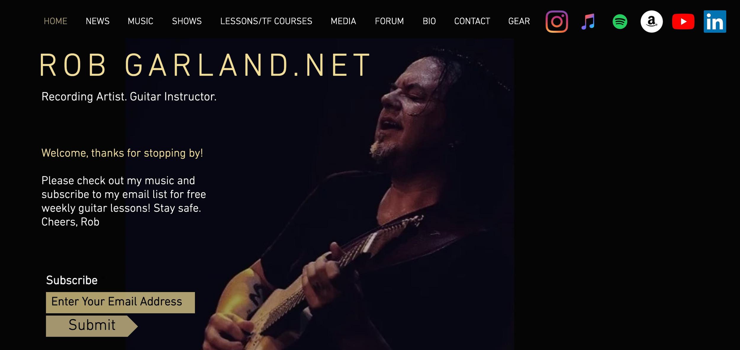 www.robgarland.net