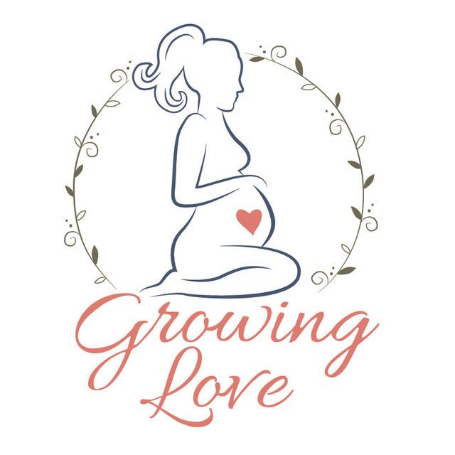 Growing Love- Logo Design
