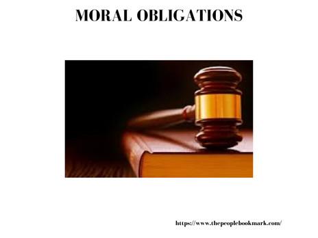 FUNDAMENTAL DUTIES – A SET OF MORAL OBLIGATIONS
