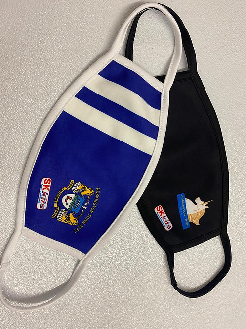 Workington Town RLFC Adult Face Coverings