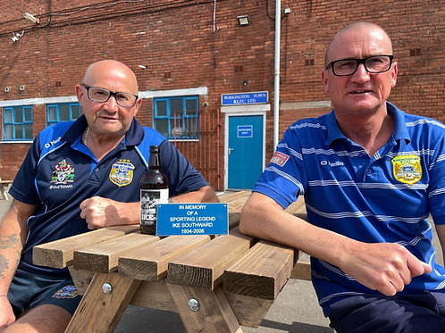 Beer Garden Table sponsorship!