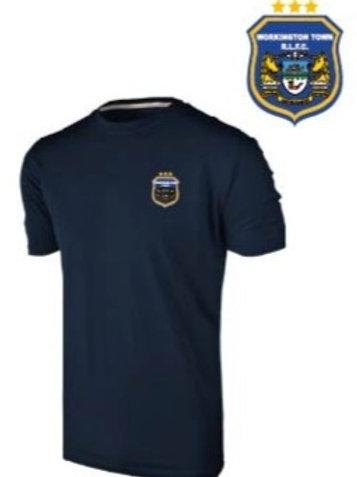 Town 2021 Navy T Shirt