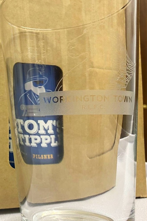 Limited Edition Town Pint Glass