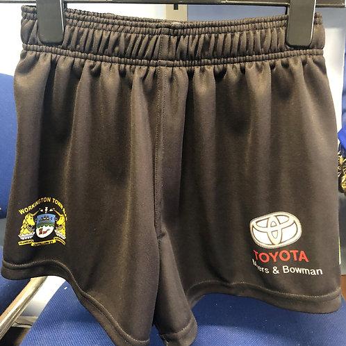 Away Shorts 2020