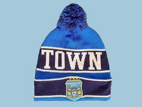 Workington Town 2020 Bobble Hat