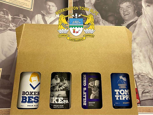 2020 - (4 Beers only) Limited Edition Beer Gift Set!