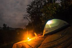camping guatemala