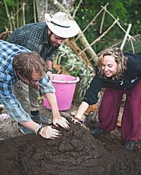 workshops permaculture permacultura eco building construccion natural