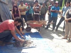 workshops eco building