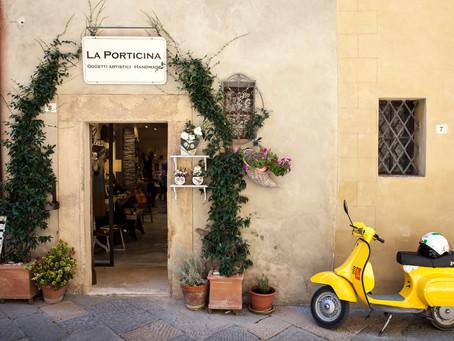 La Porticina, Montepulciano