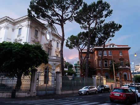 Night Stroll II in Rome