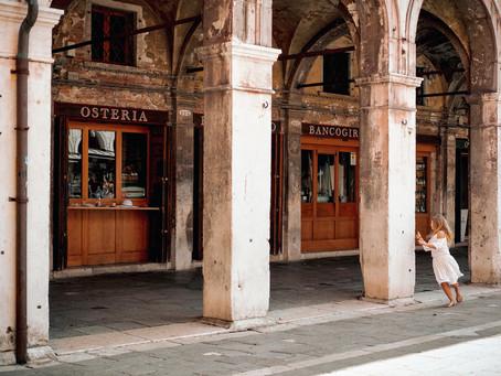 Hide and Seek, Venice
