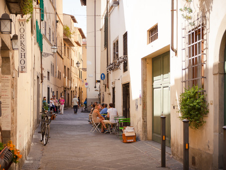Alley in Florence