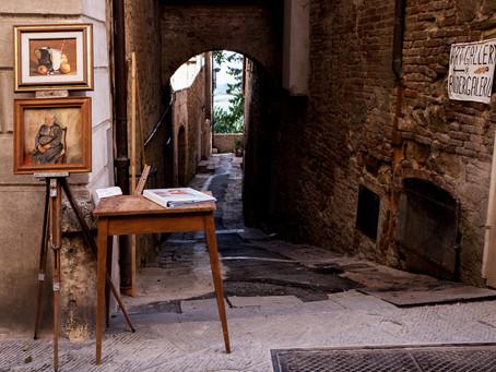 Artist's Post Montepulciano