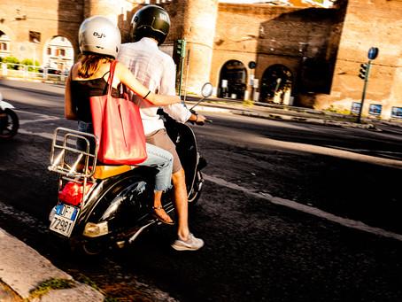 Cruisin in Rome