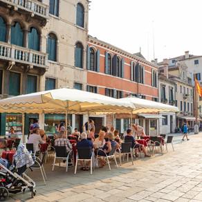 Venetians at Supper