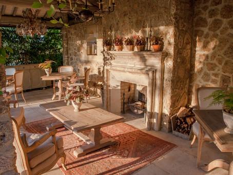 Indoor Outdoor Living at Borgo Santo Pietro