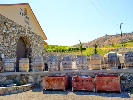 Tunnel Hill Winery, Lake Chelan