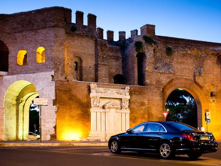 Mercedes in Rome