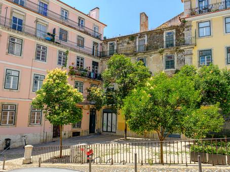 Wandering Lisbon, Portugal