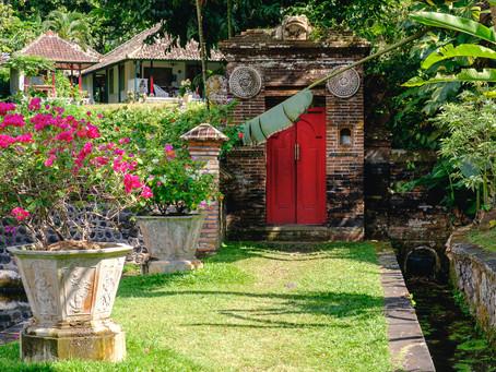 Tirta Gangga VI, Bali