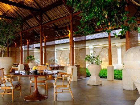 Amankila Dining, Bali
