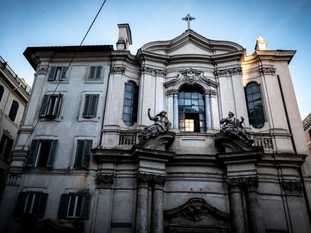 Oratorio dell'Angelo Custode, Rome