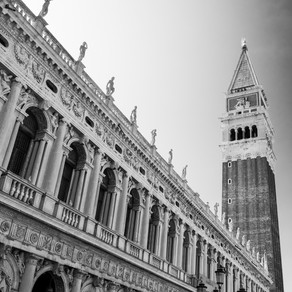Lines at Piazza San Marco, Venice