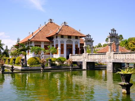 Ujung Water Palace IV, Bali