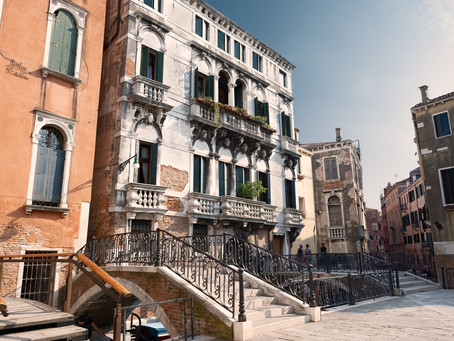 Deep in Venice