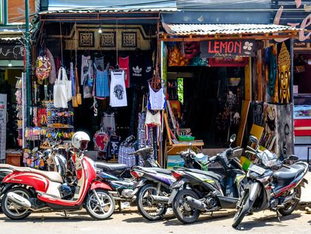 Ubud Shops, Bali