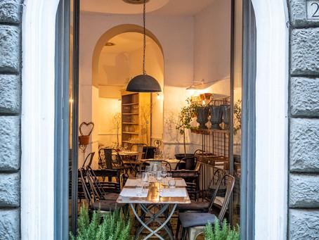 Restaurant Opening in Rome
