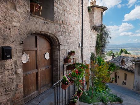 Osteria in Assisi