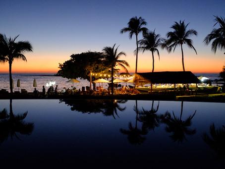 Sunset at St. Regis, Punta Mita