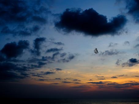 Ship in the sky, Bali