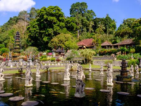 Tirta Gangga I, Bali