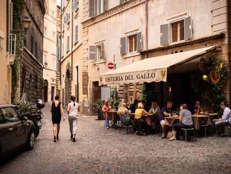 Osteria Del Gallo, Rome