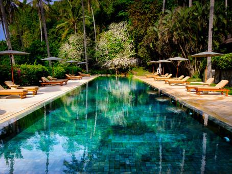Amankila Beach Pool