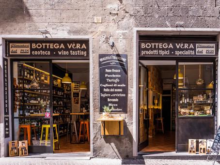 Bottega Vera, Orvieto