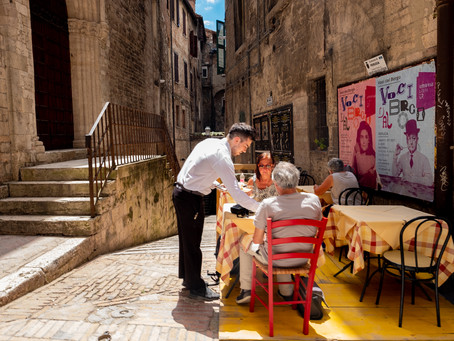 Alley Dining, Perugia