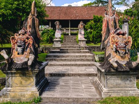 Tirta Gangga II, Bali