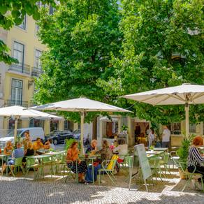 Green Coffee, Lisbon, Portugal