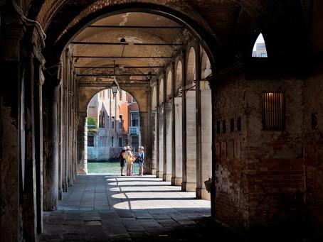 Corridor to the Sea, Venice