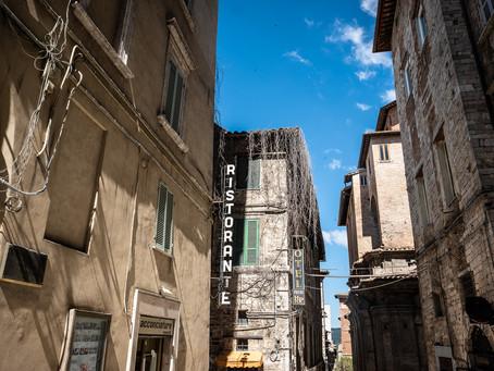 Old Town, Perugia