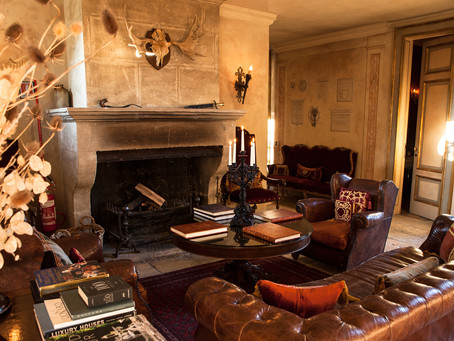 Common Room at Borgo Santo Pietro